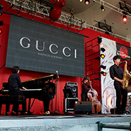 Gucci's Grammy Camp performance