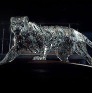 Cartier's mechanical panther
