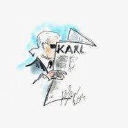 Karl Lagerfeld's new publication