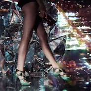 Video still from Jimmy Choo's Vices campaign