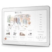 Loro Piana mobile site