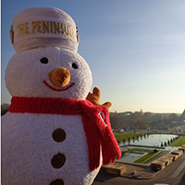 SnowPage for Peninsula Hotels