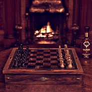 Holland & Holland's The Dalmore chess set
