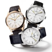 Jaeger-LeCoultre's Geophysic 1958 watches