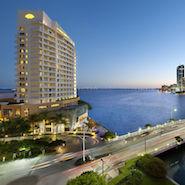 Exterior of Mandarin Oriental Miami
