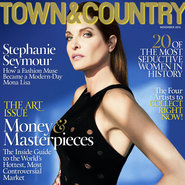 Town & Country's November cover