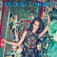 Bergdorf Goodman resort 2014 magazine cover