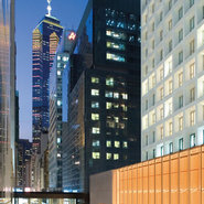 The Landmark Mandarin Oriental in Hong Kong