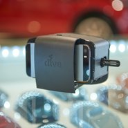 Durovis Dive headset for Land Rover