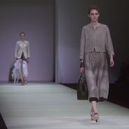 Armani spring/summer 2015 runway show