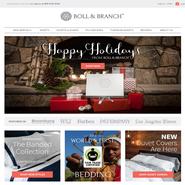 Boll & Branch storefront