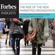 Forbes Data-Drive report