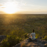 Four Seasons Safari Lodge Serengeti meditation