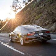 Audi's autonomous Audi A7