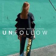Farfetch Unfollow campaign image