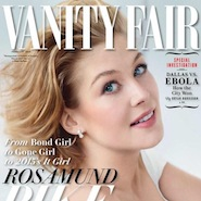 Vanity Fair's February 2015 cover