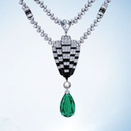Cartier's Parcours d'un Style high-jewelry necklace