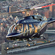 Gotham Air helicopter