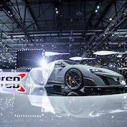 McLaren 675LT at Geneva Auto Show
