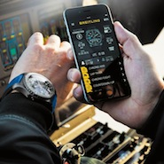 Breitling's B55 Connected  watch