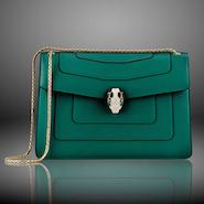 Bulgari's Serpenti Forever handbag