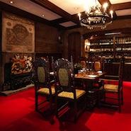 Fortnum & Mason's Crypt room