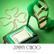 Jimmy Choo celebrate's St. Patrick's Day