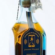 Johnnie Walker smart bottle prototype