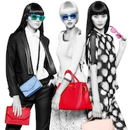 Promotional image for Karl Lagerfeld accessories