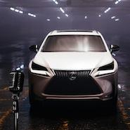 Lexus' NX Turbo