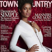 Town & Country's March 2015 cover