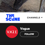 The Scene - Vogue