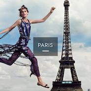 Vogue's City Directory for Paris