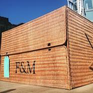 Fortnum & Mason hamper
