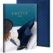 Cover of Frette summer 2015 catalog