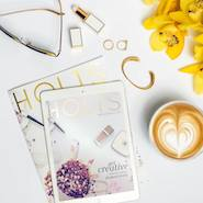 Holt Renfrew spring beauty magazine