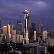 Photo of Seattle from National Geographic