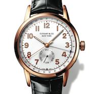 Tiffany & Co.'s CT60 calendar watch