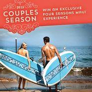 Four Seasons Maui couples season contest