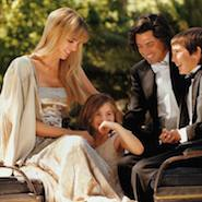 Wealthy consumers are concerned about leaving a legacy for their children; image courtesy of Ralph Lauren