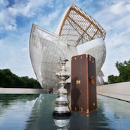 Louis Vuitton sponsors the America's Cup