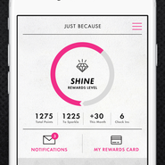 Swarovski rewards app