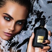Cara Delevingne for Tom Ford Beauty