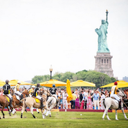 Veuve Clicquot Polo Classic at Liberty State Park, NJ