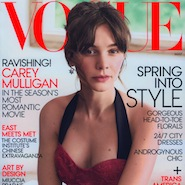 Vogue's May 2015 cover