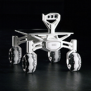 Audi and Part-Time Scientists' lunar vehicle