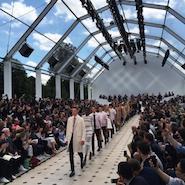 Burberry spring/summer 2016 menswear show