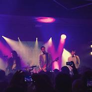 Emporio Armani Sounds event photo