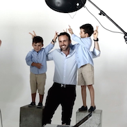 Instagram image from IWC's #BestOfFathers campaign