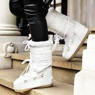 Jimmy Choo Moon Boot from 2011